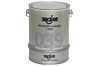 Необрастающая краска Seajet 039 Platinum 2 л тёмно-синий