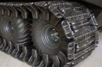 Сверхширокие пластиковые гусеницы для моделей: Frontier 6х6 580/650, 6х6 650 HD)